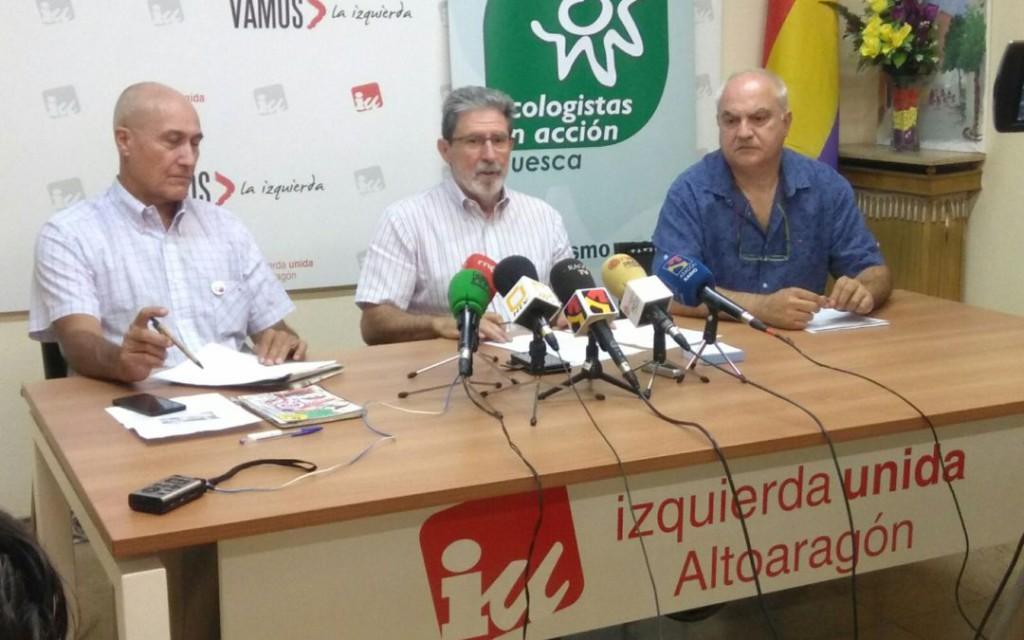 La Comisión de Medio Ambiente de la UE estudiará la petición de IU sobre la descontaminación del Galligo