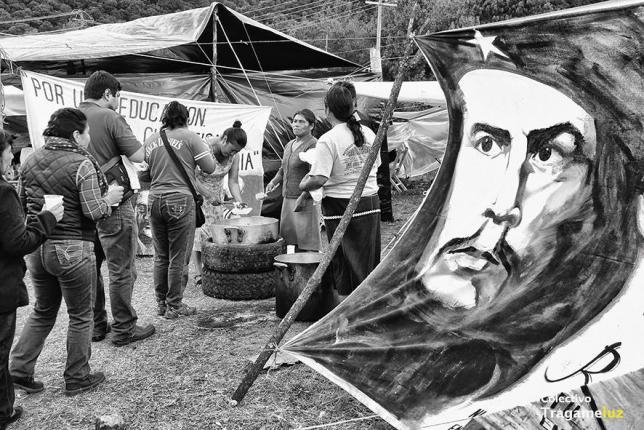 Maestros en México: rendirse no es una opción