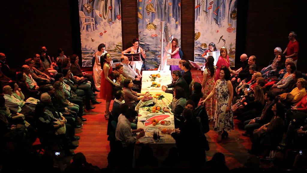 Matarranya Íntim transforma Fontdespala en un gran teatro abierto a todos los públicos