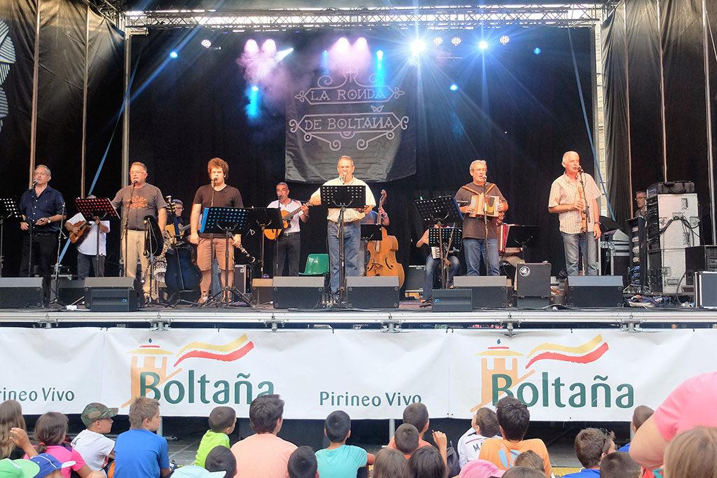 La Ronda de Boltaña presentará su nuevo disco en las Fiestas del Pilar 2019