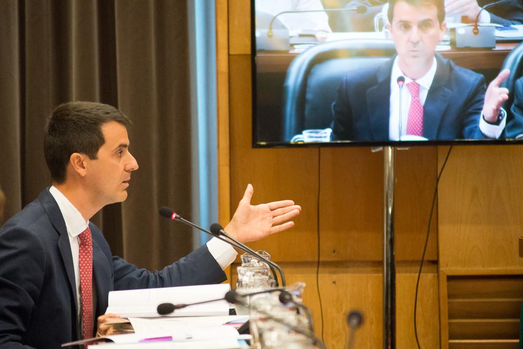 Solicitan la reprobación del Ayuntamiento de Zaragoza al concejal popular, Pedro Navarro