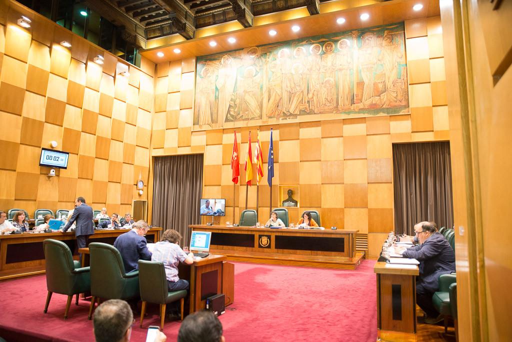 El Debate del Estado de Zaragoza comenzará este jueves con la intervención de Pedro Santisteve