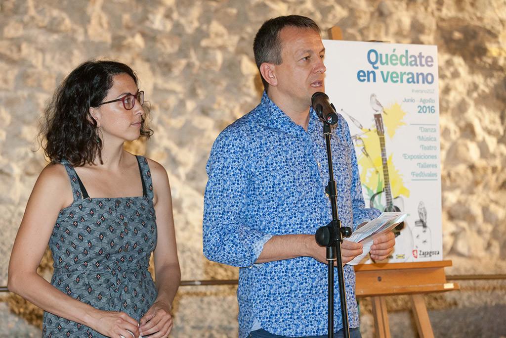El programa 'Quédate en verano' ofrece actividades culturales, lúdicas y festivas para disfrutar en Zaragoza