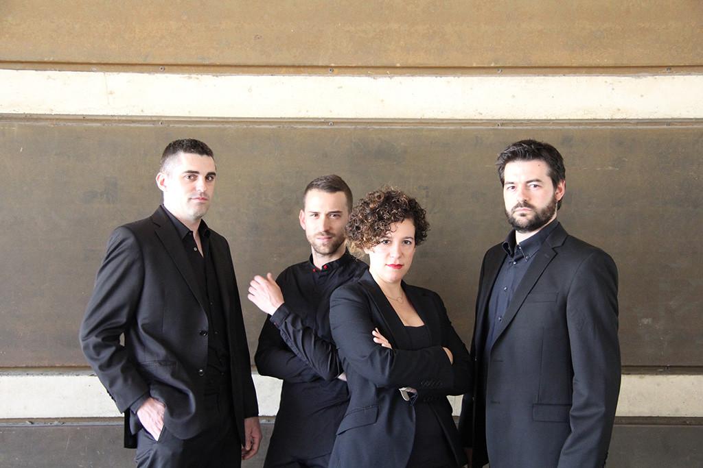 EnClaves presenta el concierto vocal de Selvaggia Armonia en el Castillo de Loarre