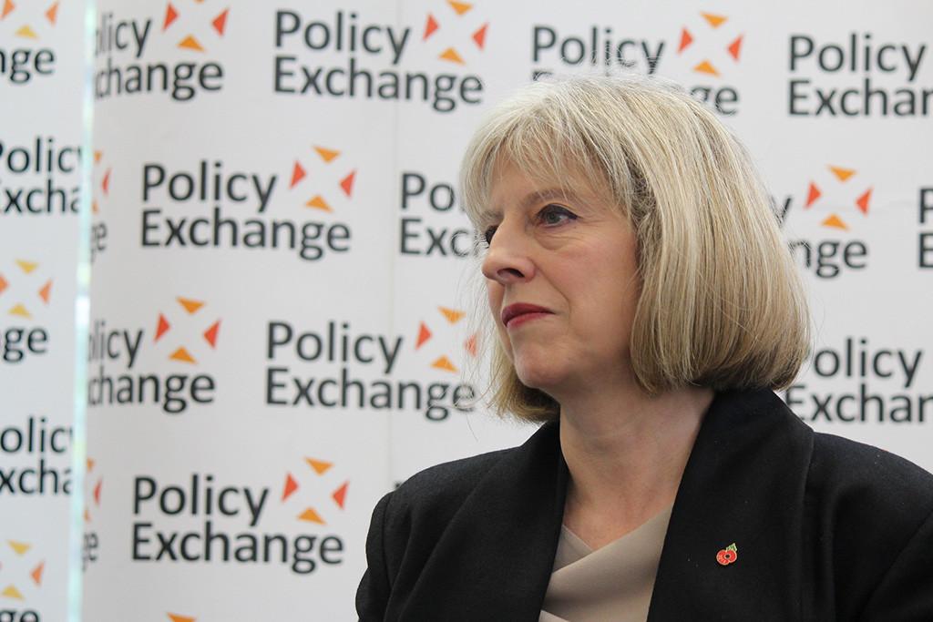 Theresa May, relevo de David Cameron en Reino Unido