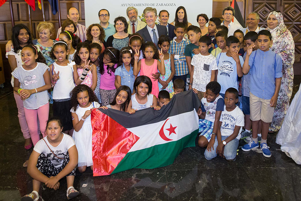 Aragón sigue pidiendo un Sáhara Libre