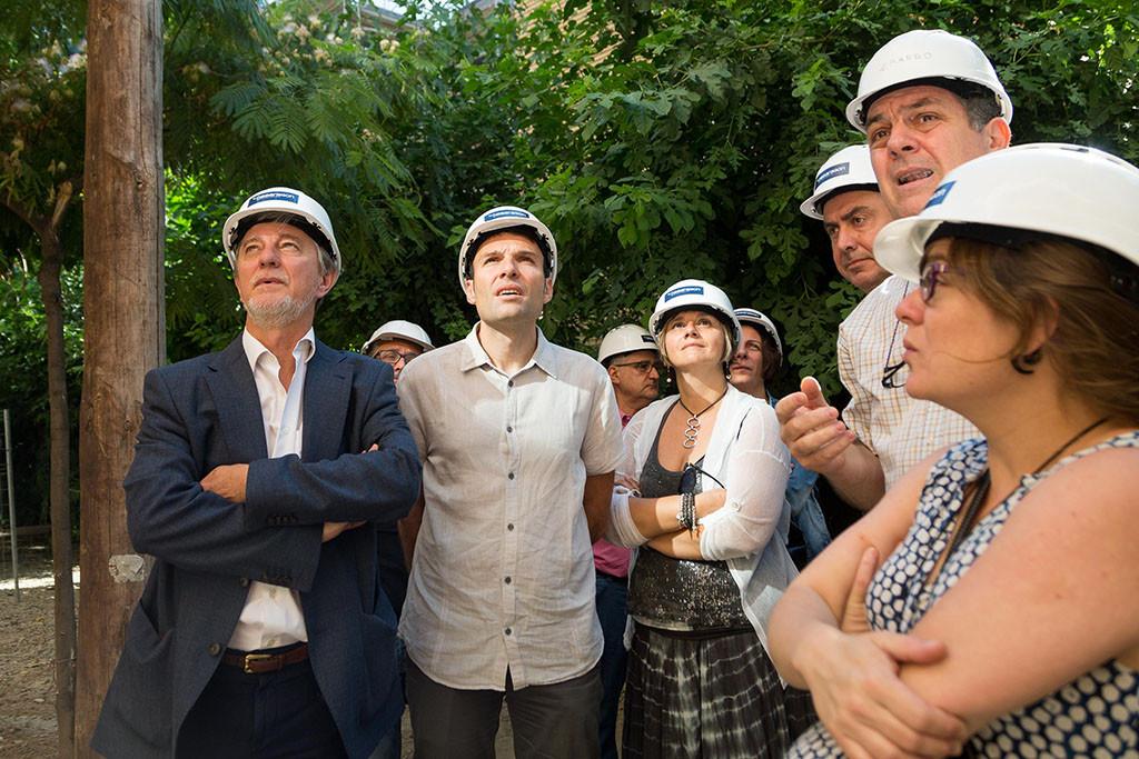Un total de 345 viviendas en Zaragoza mejoran su eficiencia energética, accesibilidad y conservación