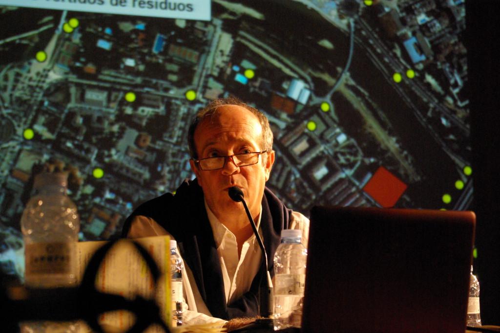 Miguel Ángel Abadía, Gerente de Urbanismo del Ayuntamiento de Zaragoza.