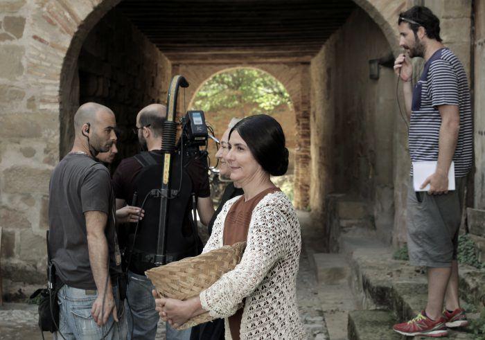 El Monasterio de Casbas acogerá este martes la proyección al aire libre de «La novia»