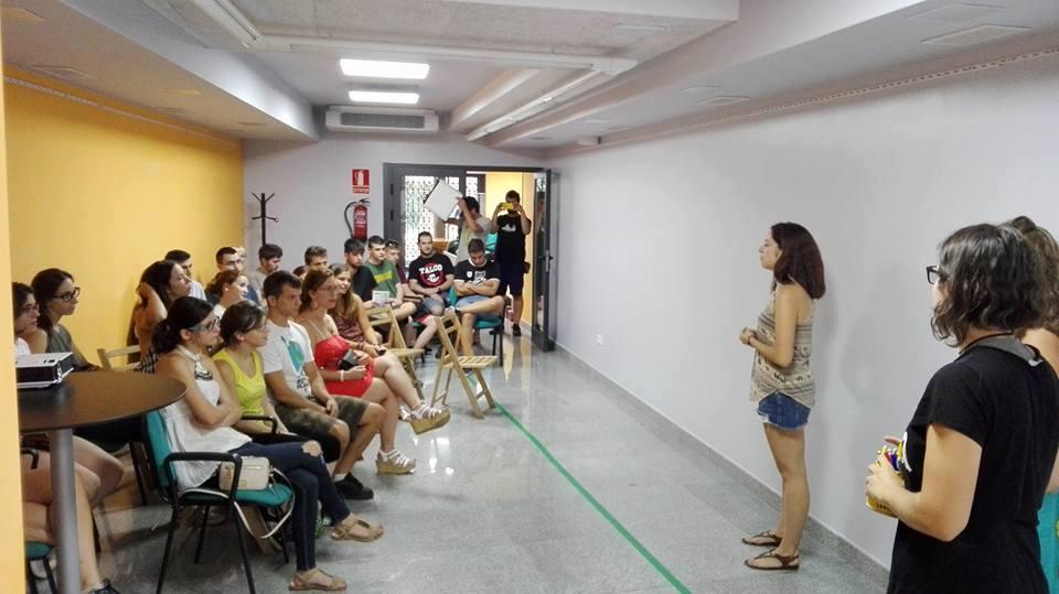 La Asamblea Choven d'O Viello Aragón ha celebrado su primer aniversario con las jornadas «Sin Futuro, Sin Miedo»