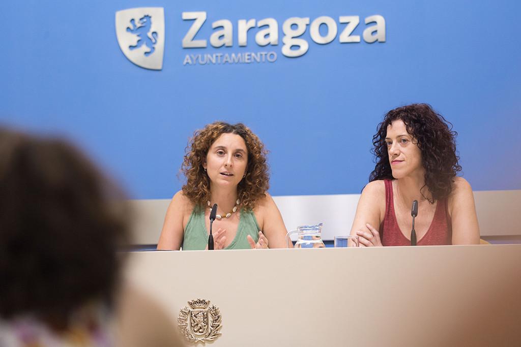 Arantza Gracia apremia a la DGA a cumplir con sus compromisos con el IMEFEZ
