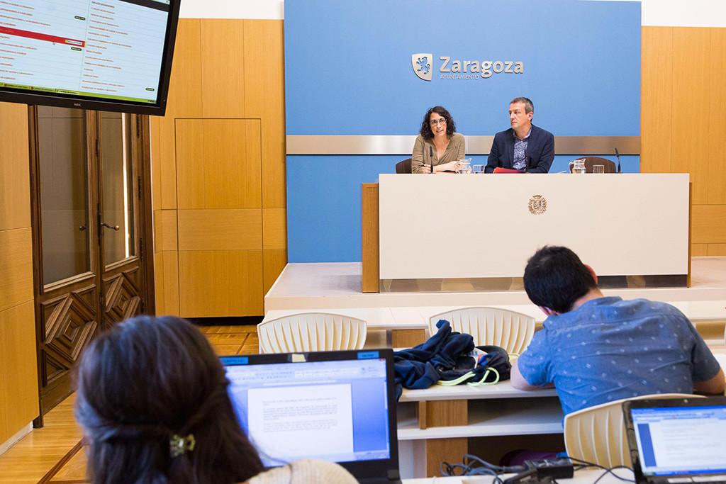 Zaragoza liderará un proyecto basado en la participación ciudadana y la tecnología