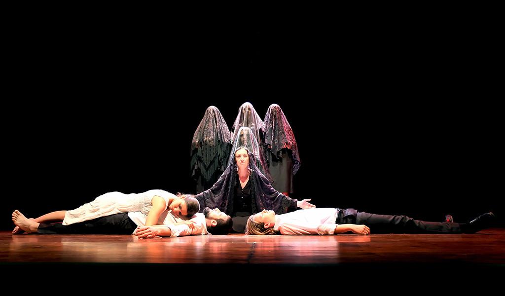 «Bodas de sangre» y mucho teatro en la segunda semana del Festival Puerta al Mediterráneo