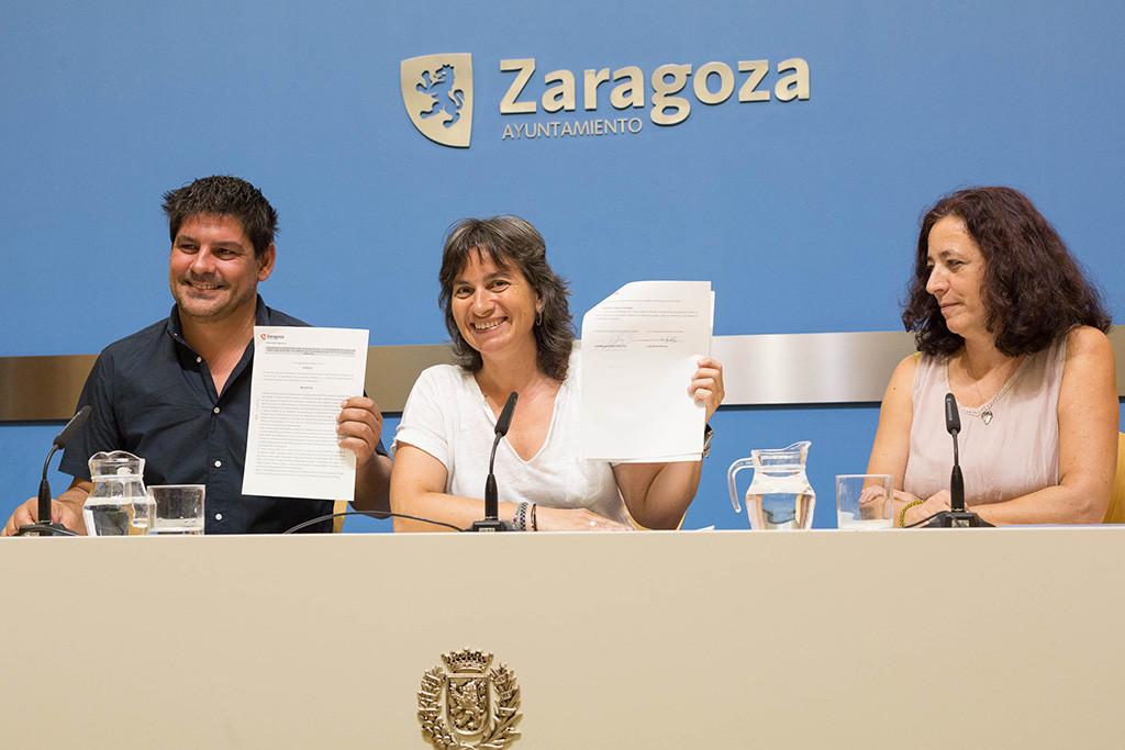 El Ayuntamiento de Zaragoza implanta un innovador programa de atención a personas sin hogar