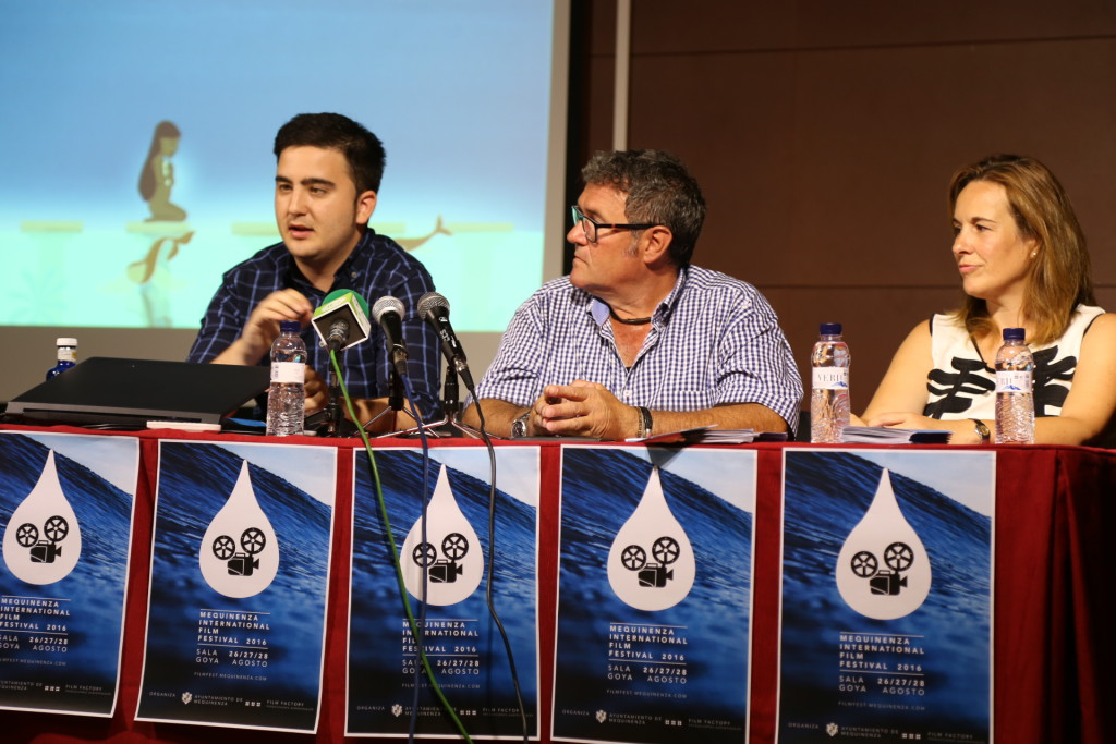 """Los cortometrajes de la primera edición del Festival de Cine de Mequinensa """"toman"""" la Sala Goya este fin de semana"""