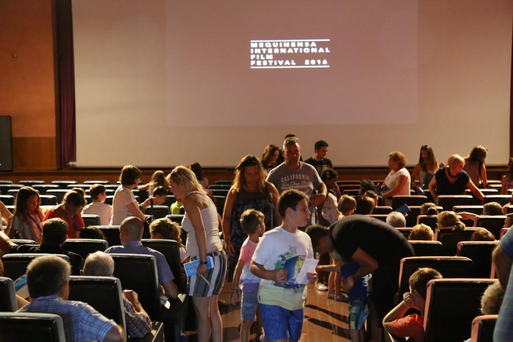 El Festival de Cine de Mequinensa dedica su primera jornada a la animación