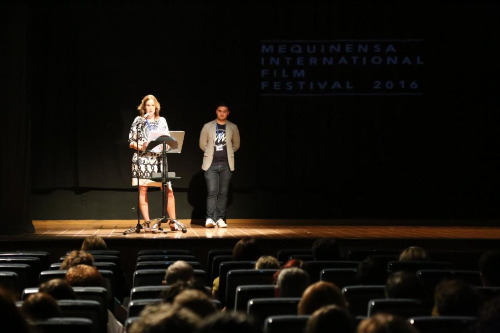 Inaugurado oficialmente el Mequinensa International Film Festival