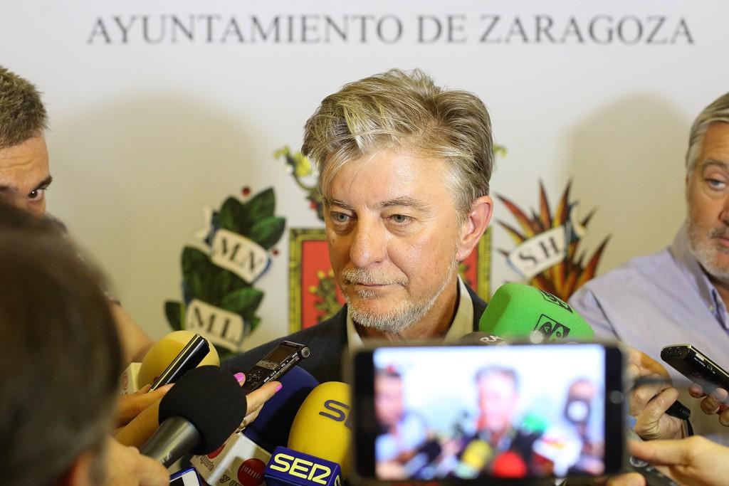 El Alcalde de Zaragoza insta a Pedro Sánchez a formar un gobierno progresista