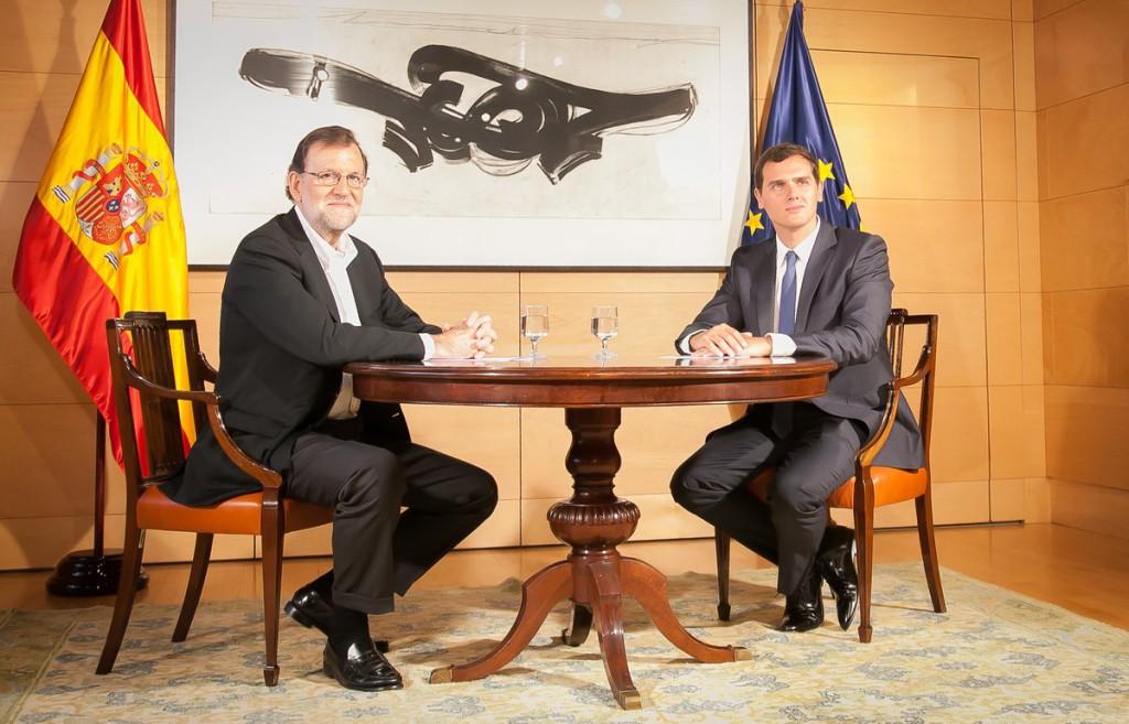 Rajoy recibe este miércoles el respaldo del PP para negociar con C's