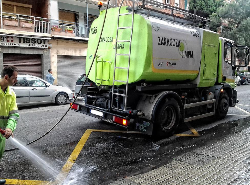 CGT impugna las elecciones sindicales en FCC limpieza pública de Zaragoza