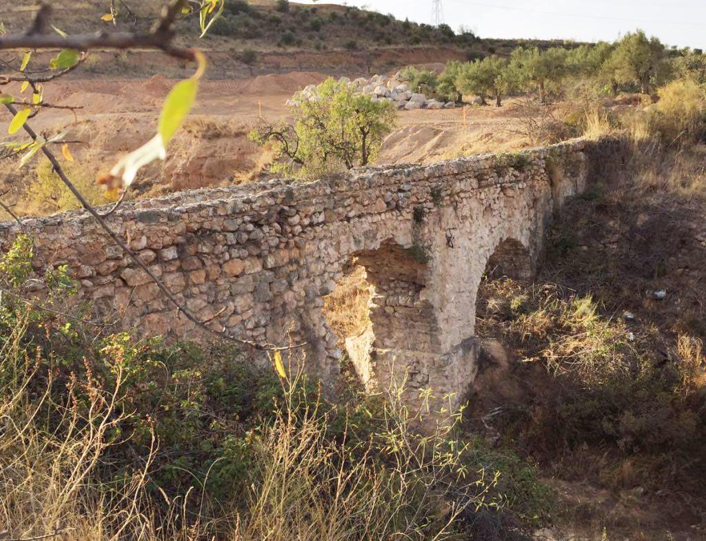 El Patrimonio que la CHE debería estudiar y proteger en las obras de Mularroya y su actuación negligente