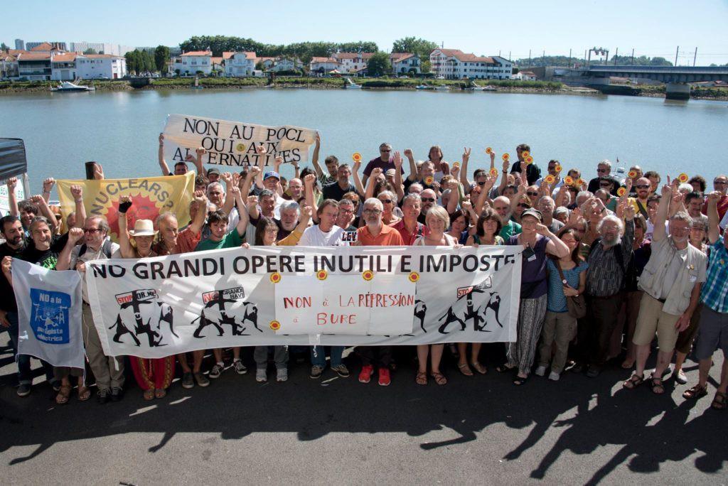 La Red de Apoyo Mutuo en Respuesta a los Megaproyectos Energéticos insiste en sus dudas a la Comisión Europea