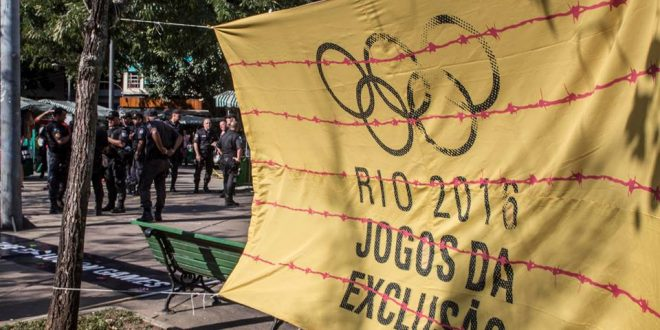 Megaeventos deportivos: radiografía de los JJOO Río 2016