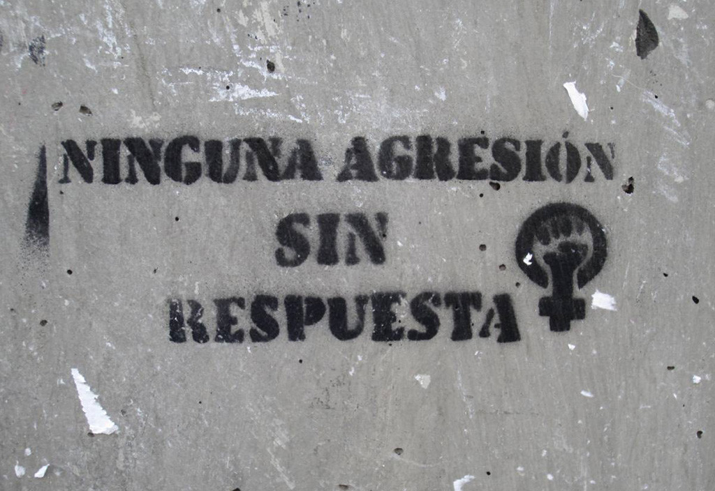 Nuevas agresiones machistas en Zaragoza