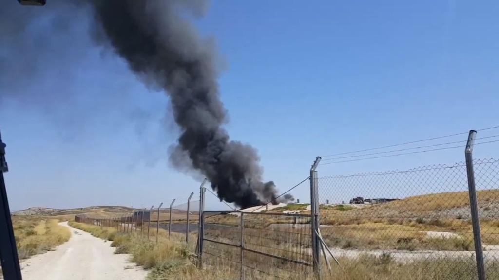 Amigos de la Tierra Aragón muestra su preocupación con la gestión de los residuos peligrosos