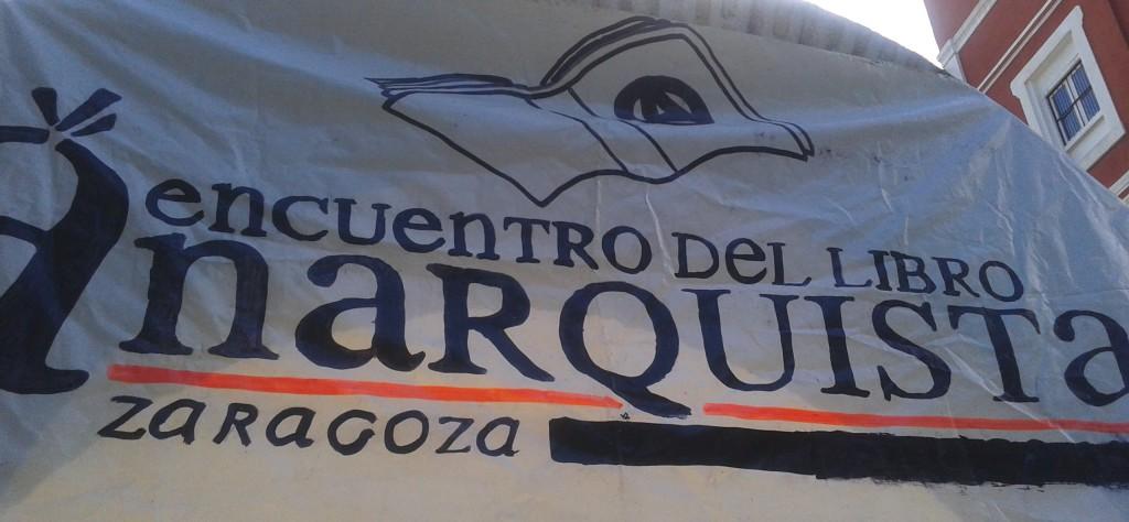 Comienza el V Encuentro del Libro Anarquista de Zaragoza