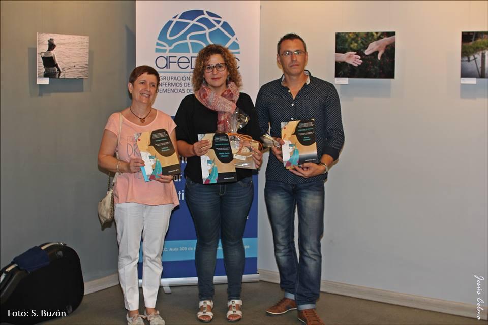 AFEDACC organiza en Caspe las VII Jornadas de Alzheimer y otras demencias