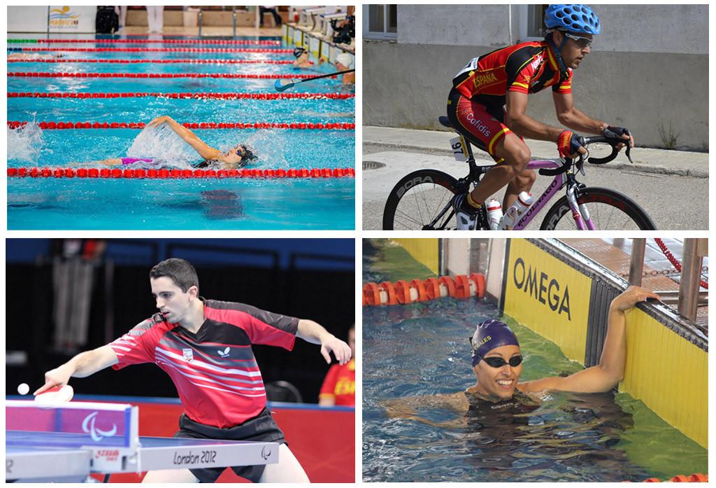 Ocho medallas para la delegación aragonesa en los Paralímpicos de Río 2016