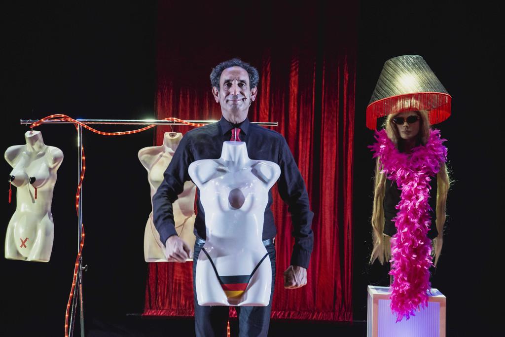 """Teatro del Temple presenta este viernes """"Arte de las putas"""", una historia de amor en el II Ciclo Les Refusés"""