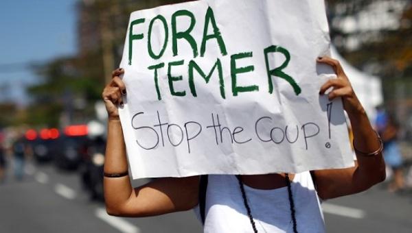 La Policía de Brasil pide que se presenten cargos contra el presidente Temer por corrupción