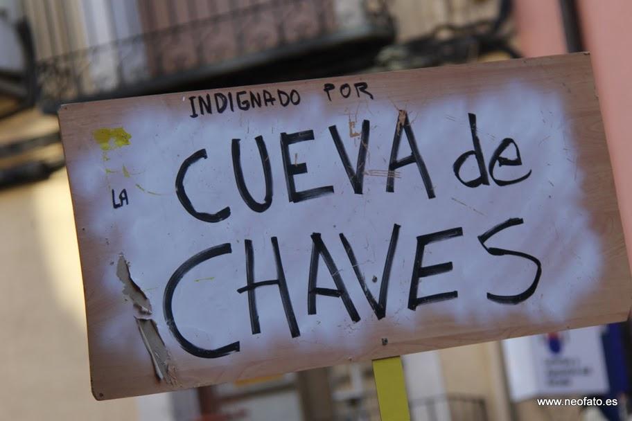CHA considera que la sentencia sobre el caso de la Cueva de Chaves marca un hito respecto al patrimonio histórico en Aragón