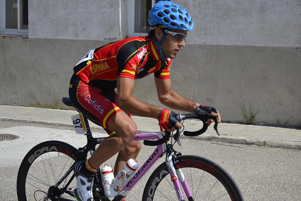 Eduardo Santas asegura su participación en el campeonato del mundo de Ruta