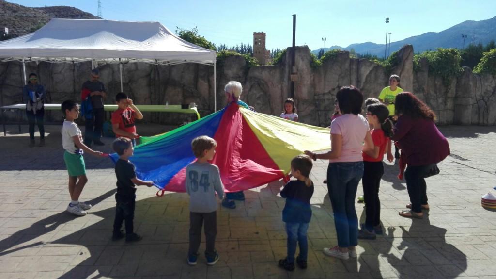 Samianigo celebra un festival solidario con las personas refugiadas