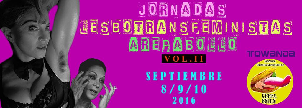 Llegan a Zaragoza las II Jornadas Lesbotransfeministas Arepabollo