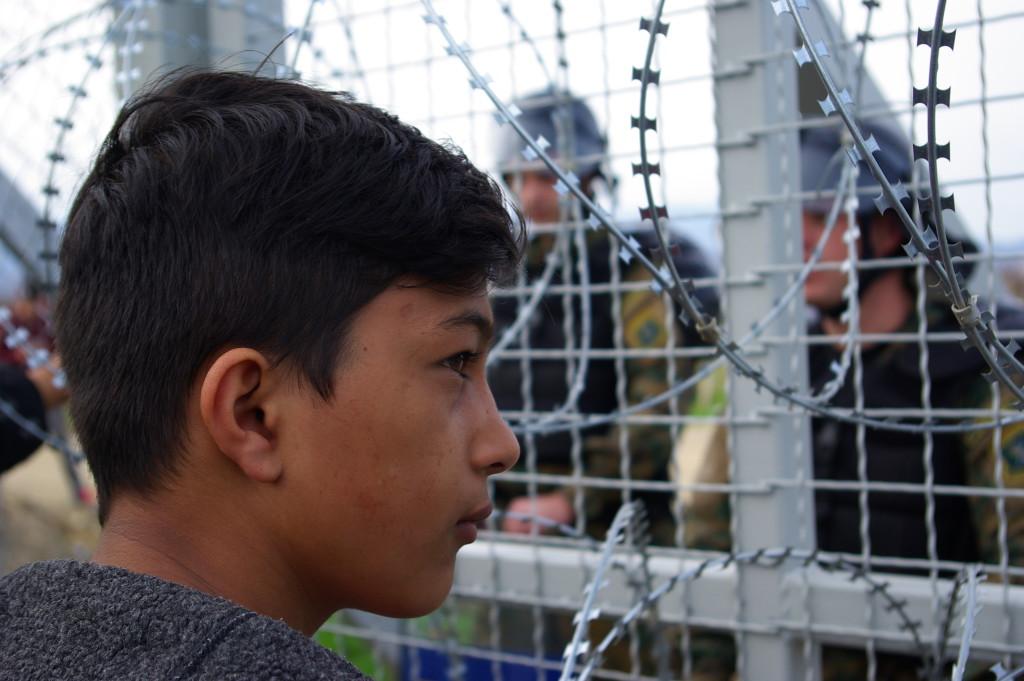 Llega el primer grupo de solicitantes de asilo menores no acompañados reubicados desde Grecia