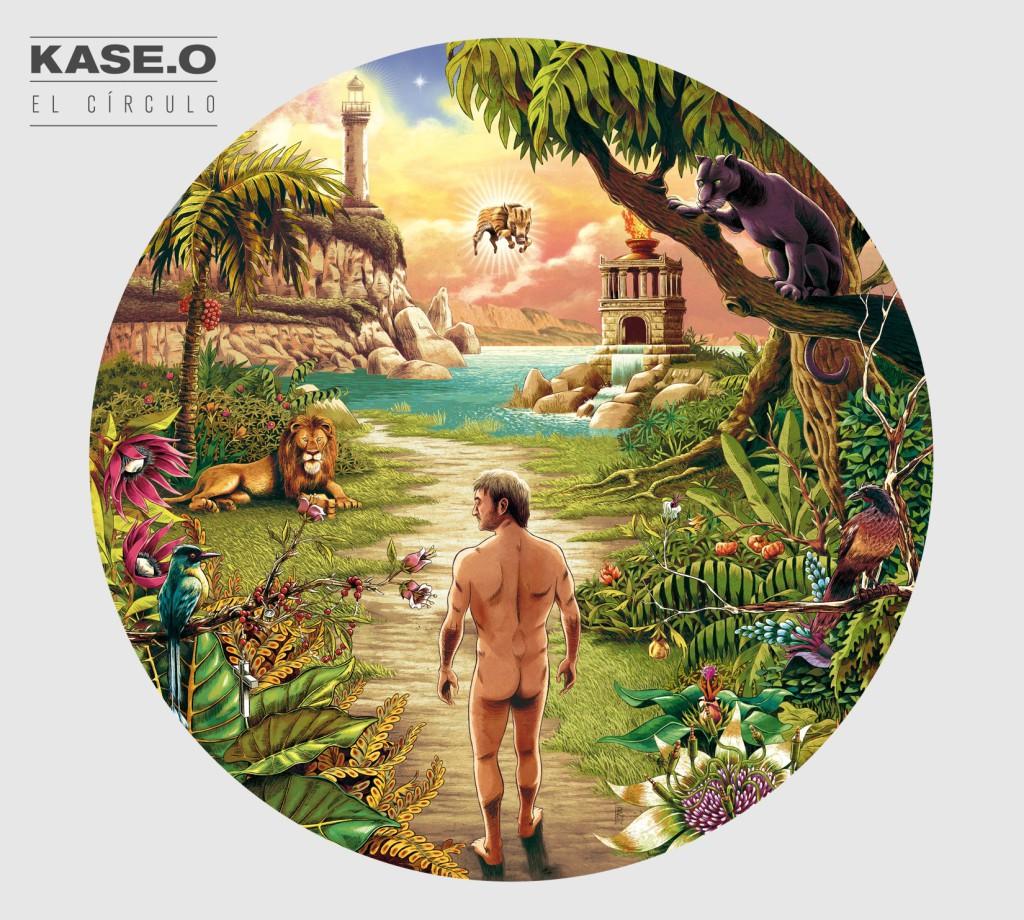 Kase.O publica su nuevo disco 'El Círculo' con 17 nuevos temas