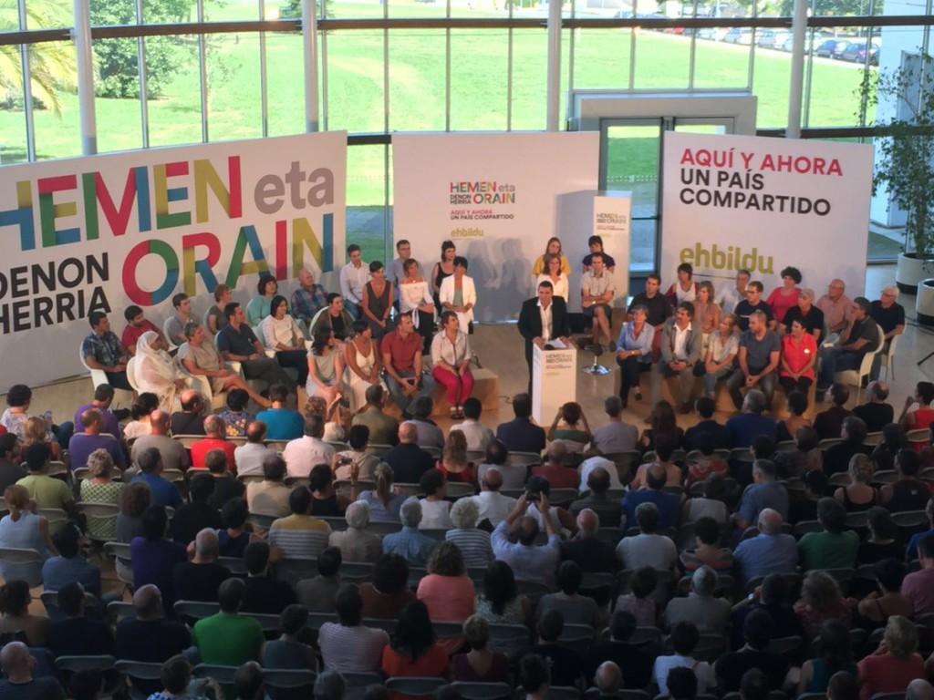 El juzgado de Donostia rechaza el recurso presentado por Otegi contra su inhabilitación