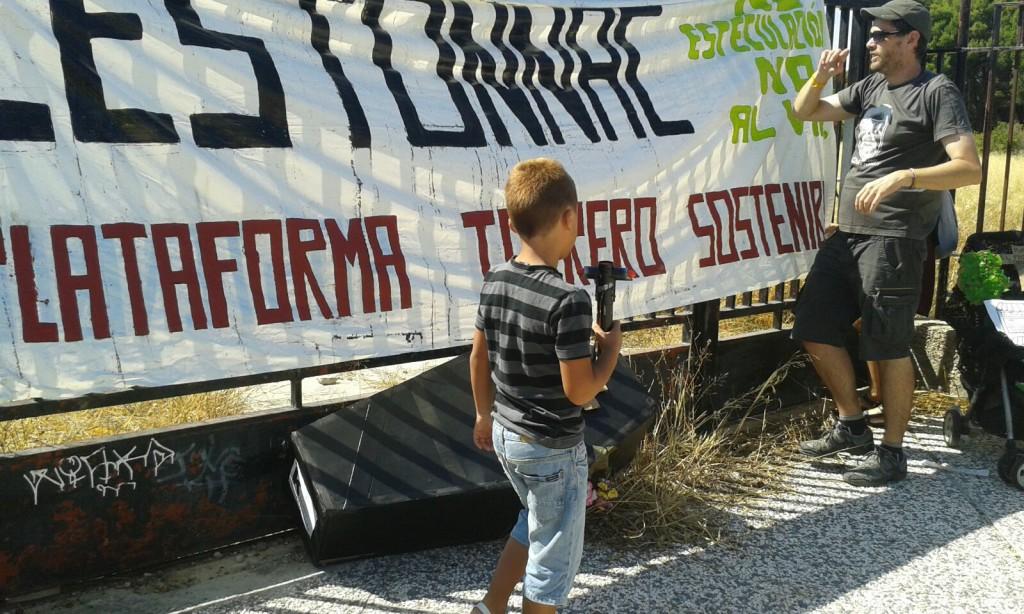 Pasacalles Torrero Se Defiende 10092016 Foto @arainfonoticias (20)