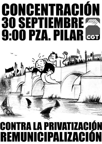REMUNICIPALIZACIÓN concentracion 30S