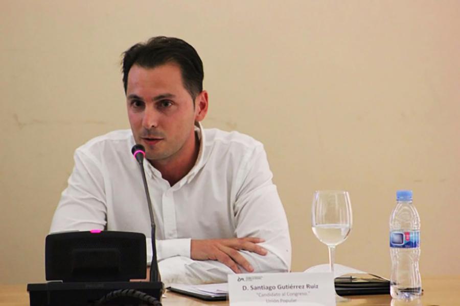 """Santiago Gutiérrez: """"La gestión pública de los servicios básicos permite mantener calidad a un precio asequible, asegurar derechos ciudadanos y estimular la creación de empleo"""""""