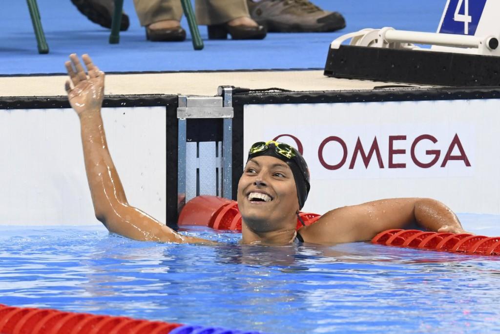 Teresa Perales consigue la plata en 200 metros libres de los Juegos Paralímpicos de Río