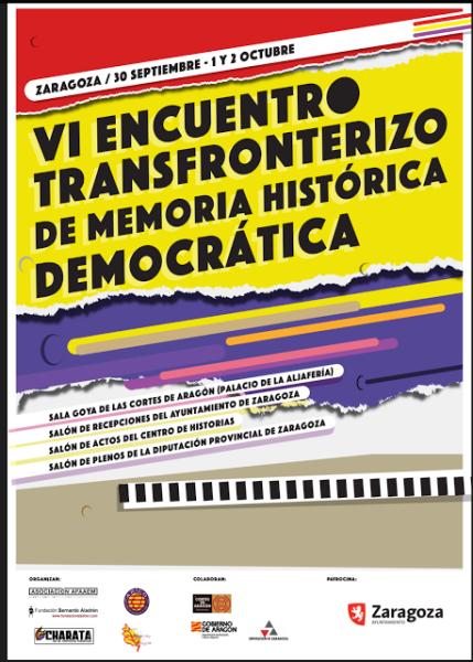VI Encuentro Transfronterizo_cartel