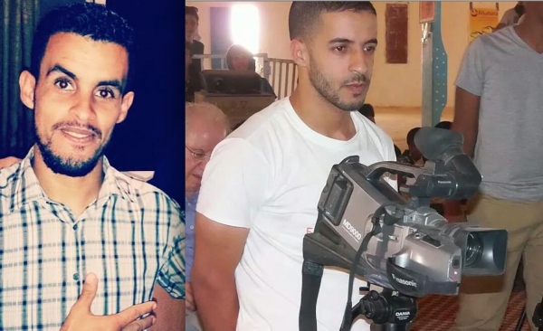 Marruecos arresta en Guelmim a dos periodistas saharauis de Equipe Media