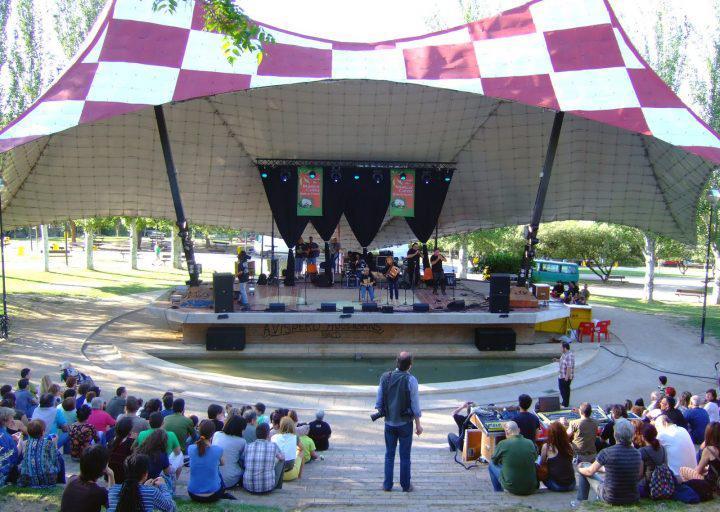 El XIV Festival de Música Celta llega este jueves al Parque de La Paz