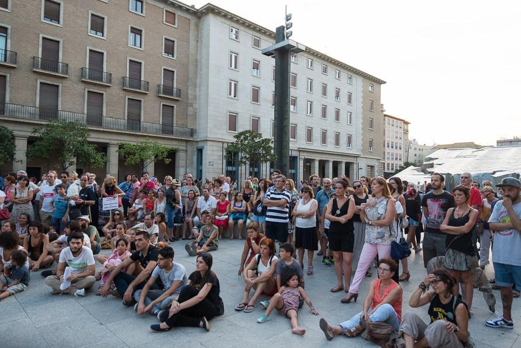 Sensibilización, música y reivindicación, citas imprescindibles para este fin de semana en Zaragoza