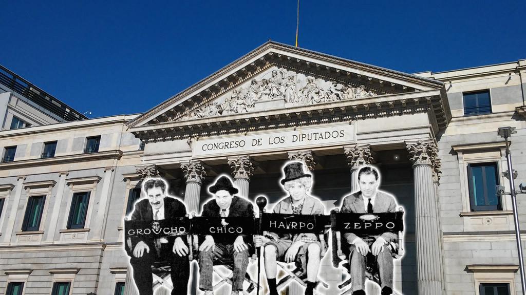 La Cámara de los Hermanos Marx